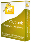 Purchase Pakeysoft Outlook Password Recovery