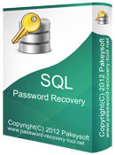Purchase Pakeysoft SQL Password Recovery