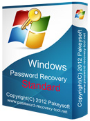 Purchase Pakeysoft Windows Password Recovery Standard