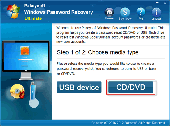 how to reset windows 7 password