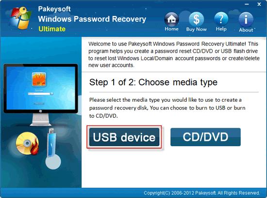 windows 7 ultimate forgot user password